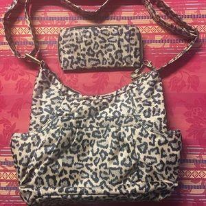 Travelon bag & wallet RFID & Slash proof